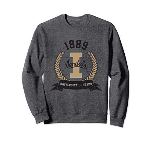University of Idaho Vandals NCAA Women's Sweatshirt uoiv2007 ()
