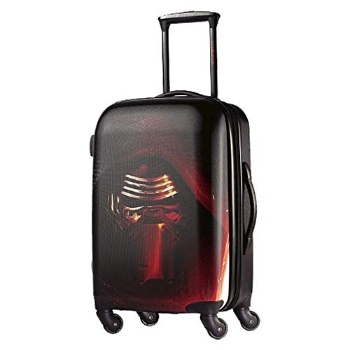American Tourister Star Wars 21 Inch Hard Side Spinner (One Size, E7 Kylo Ren)