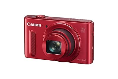 Canon SX610 from CANU9