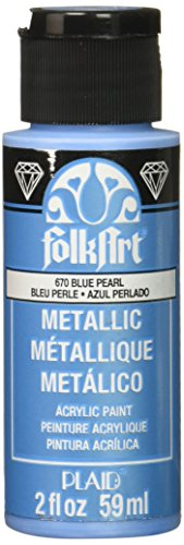 FolkArt Metallic Acrylic Assorted Colors