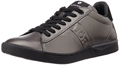 Björn Borg Women's T100 Low Met W Leather Sneakers