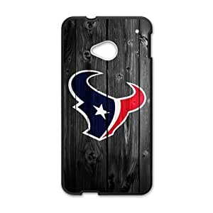 RAROFU NFL- Houston Texans Custom Case for HTC One M7(Laser Technology)