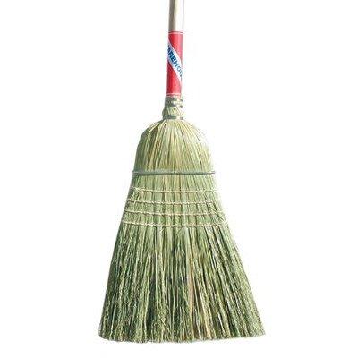 Heavy-Duty Contractor's Brooms - mixed fiber contractor broom [Set of 6]