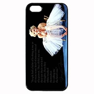 Marilyn Monroe Unique Custom Image Case iphone 5 case , iphone 5S case, Diy Durable Hard Case Cover for iPhone 5 5S , High Quality Plastic Case By Argelis-sky, Black Case New