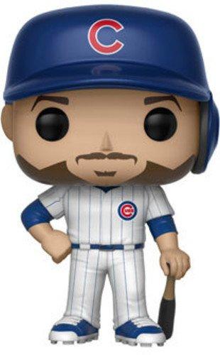 Funko POP!: Major League Baseball Kris Bryant Collectible Figure, Multicolor
