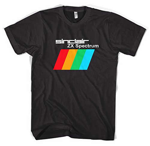 Sinclair ZX Spectrum Unisex T-Shirt - S to XXL