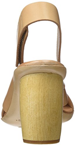 Mujer Mulata Punta S628 con Skin Wood Abierta Marrón Sandalias Wood Restored Neosens para xqvanTUgx