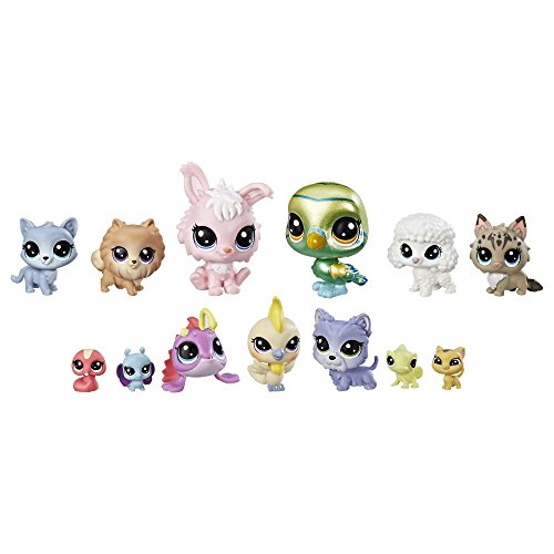 Littlest Pet Shop The Diva - Shop Little Les Pet