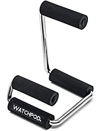 WATCHPOD Watch Display Stand | Metal Holder for 1 Watch | Showcase and Organize Wristwatches, Smart Watches and Bracelets (Small)
