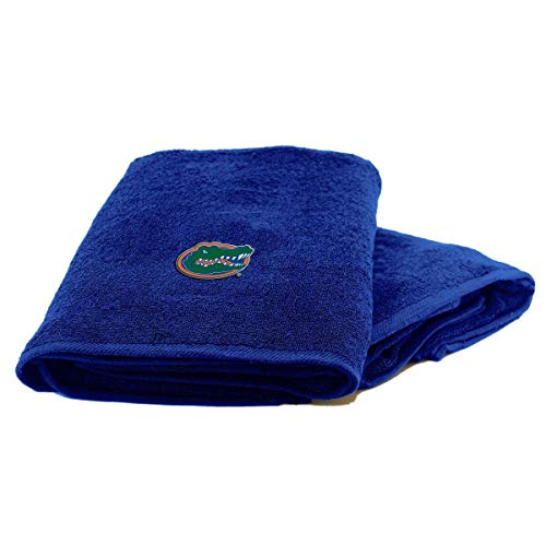 The Northwest Company NCAA Florida Gators 2-Pc Towel Set - 26x15 Hand and 25x50 Bath ()
