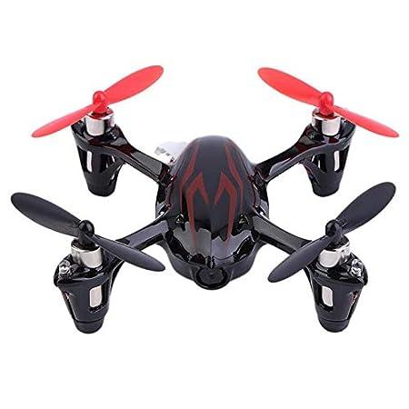 Wakaa Hubsan X4 H107C 2.4GHZ Cuadricóptero RC de 4 Canales con ...