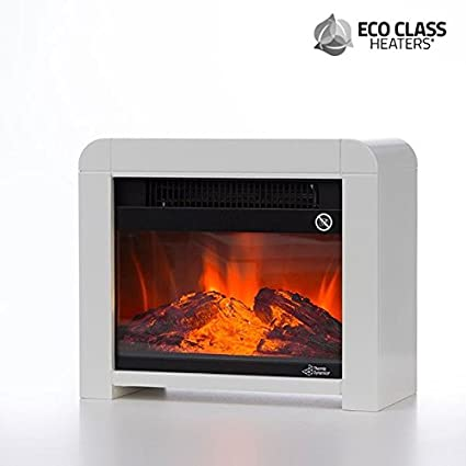 Thermic Dynamics Estufa ElÃctrica de Mica Eco Class Heaters EF 1200W