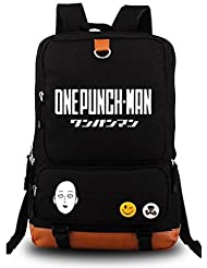 YOYOSHome® One-Punch Man Anime Saitama Cosplay Luminous Daypack Rucksack Backpack School Bag