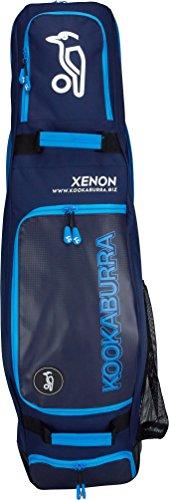 Best Soccer Buys Field Hockey Bag Luggage Xenon by Kookaburra (Navy & Cyan) by Best Soccer Buys (Image #2)