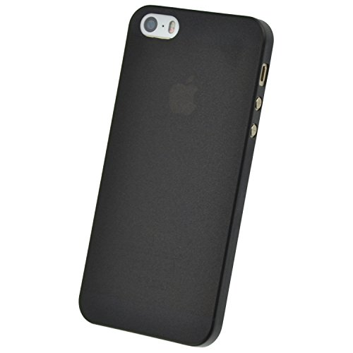 custodia nera iphone se