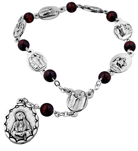 Vaticano Arts One Decade Our Lady of Sorrows - Rosary Chaplet Decade