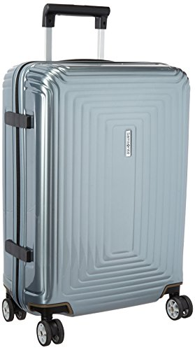 Samsonite Neopulse Hardside Spinner 55/20, Metallic Silver