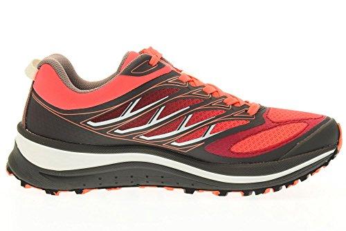 de Precipitación Lite Zapatos 00015 Las Deporte de E Rojo WS de Tecnica Boot Moon Zapatillas Bajos Mujeres Las 212226 F6I44q