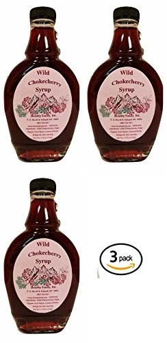 Review Montana Chokecherry Syrup Breakfast