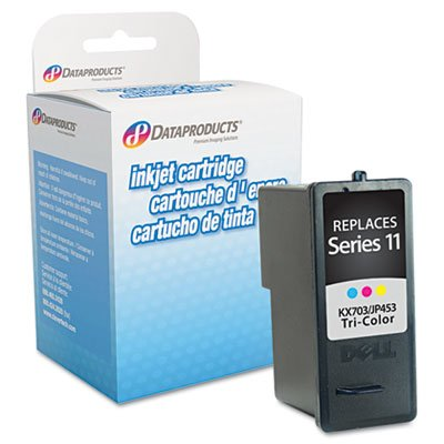 (Remanufactured JP453 (Series 11) High-Yield Ink, 375 Page-Yield, Tri-Color, Sold as 2 Each)