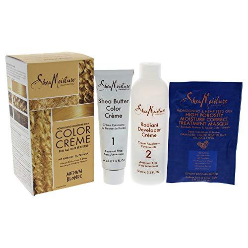 Shea Moisture Nourishing Hair Color Kit, Medium -
