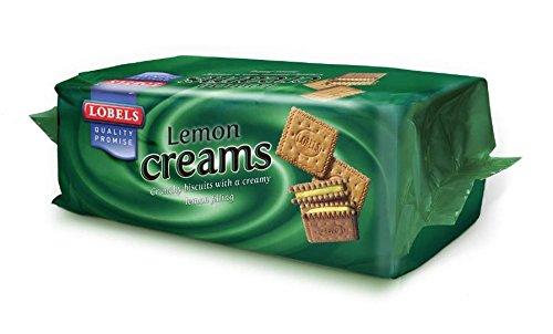 Lobels Lemon Creams 200g -