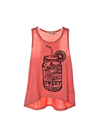 Toddlers Southern Girl Tank, Peach