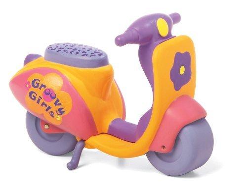 (Groovy Girls - Grovin Scooter Mini Series)