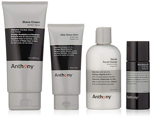 Anthony The Perfect Shave Kit -