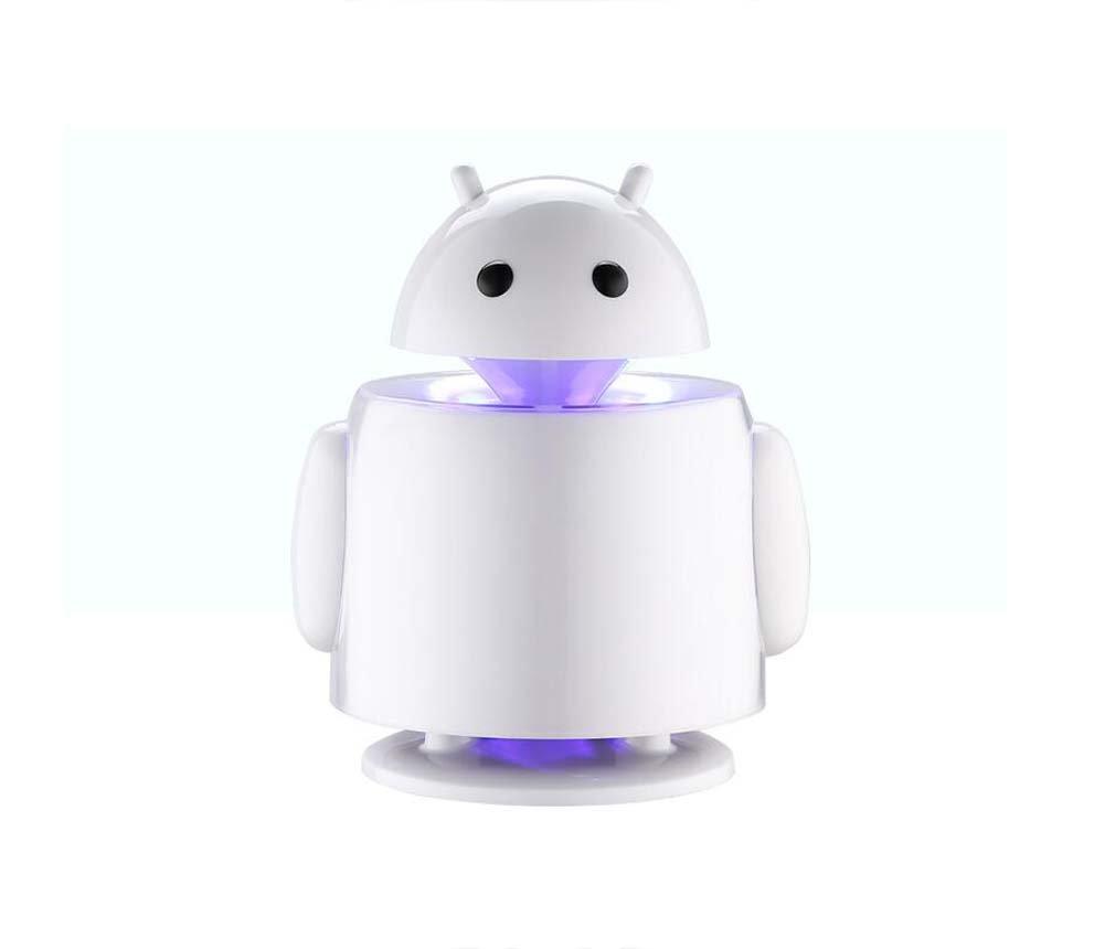 GAOLIQIN Haushalts-Baby-Photokatalysator-Moskito-Lampe, 6W ultra-leise keine Strahlung LED-Moskito-Mörder-Lampe, ABS-Material-Wanzen-Zapper, Mosquitto-Mörder, weiß