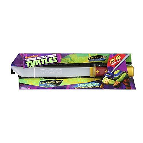 [Teenage Mutant Ninja Turtles Leonardo's Stealth Sword] (Red Ninja Turtle Costumes)