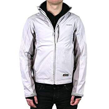 Image of Jackets Men's Glasgow Jacket by Ansai in Silver - X-Large