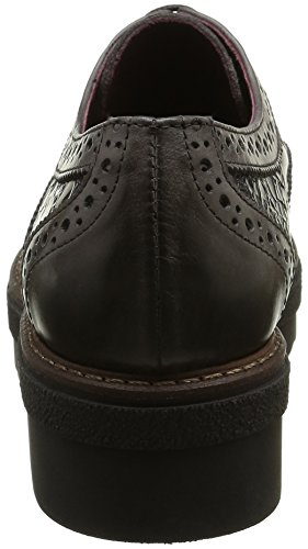Donna Piu 9844 Clio - Zapatos Mujer Gris - Gris (Tequila Asfalto/Sansone Taupe)