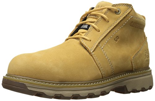 Toe Men's Industrial Honey Caterpillar Shoe Parker Construction Steel ESD Reset WIxgdgn
