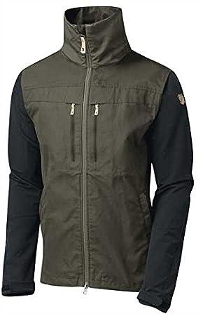 f6ea9ec1035460 Fjällräven Softshelljacke Men  s AELV Jacket Black