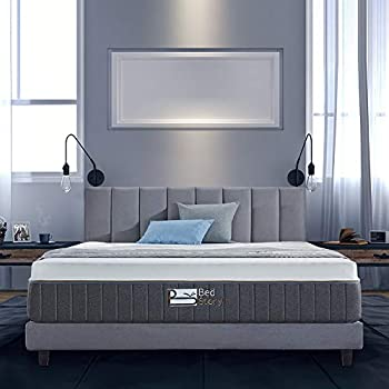 BedStory Gel Infused Memory Foam Spring Mattress 12Inch TWIN FULL QUEEN KING CK