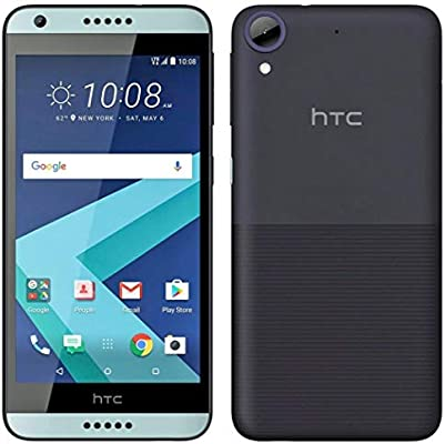 HTC Desire 650, Dual SIM, 32 GB, 4G LTE, Arctic Night