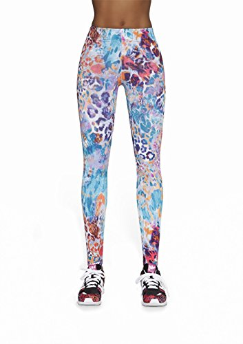 cathy90–Legging–Pantalón Multi Sports mujer–ropa Fitness–bas Black, deportivo, color multicolor, tamaño small multicolor