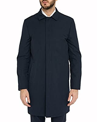 Calvin Klein Classic Parka Raincoat, with Zip-Out Lining