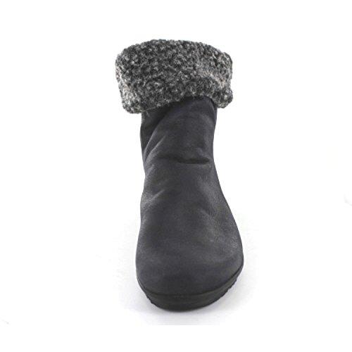 Arche Stiefelette Barosa grey mit Warmfutter Grau