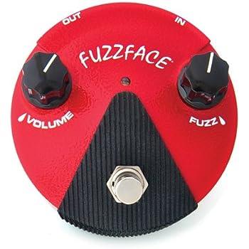 Dunlop FFM2 Germanium Fuzz Face Mini Distortion