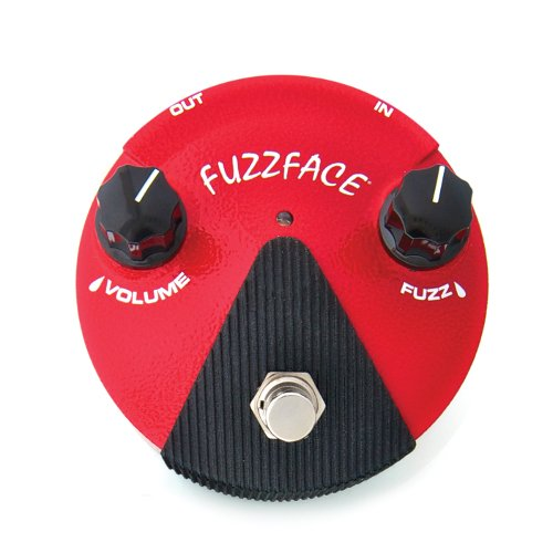 - Dunlop FFM2 Germanium Fuzz Face Mini Distortion