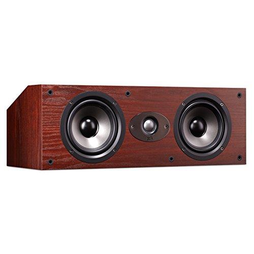 Polk Audio TSx 150C Center Channel Speaker - Cherry by Polk Audio