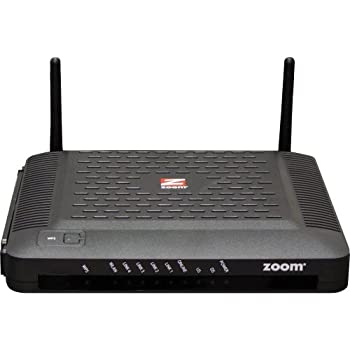 Amazon Com Zoom Docsis 3 0 Cable Modem And Wireless N
