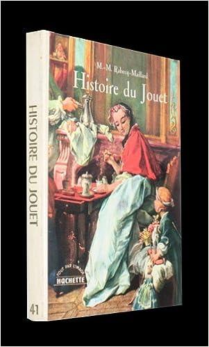 Livre Histoire du Jouet epub pdf