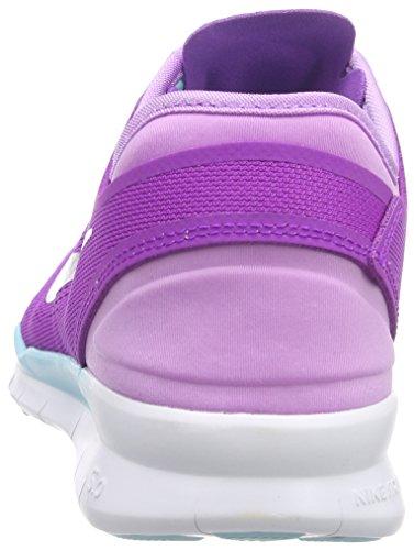500 Black fchs Free 0 NIKE Hallenschuhe 5 Damen Mehrfarbig Purple cp Tr Vivid Fit Glw TBv6R