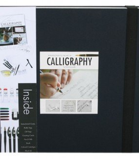 Introduction to the Art of Calligraphy Kit]()