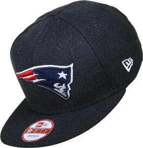 Snapback Cap Tonal Team New England Patriots Heather New Era Herren Caps