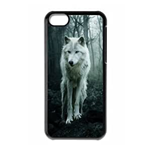 IMISSU Wolf Howling Phone Case for iPhone 5C