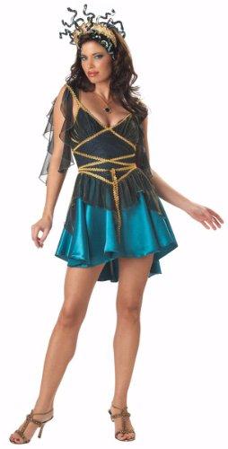 Sedusa Medusa Costumes - Sedusa Costume - X-Small - Dress